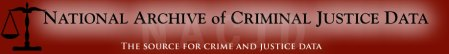 National Archive of Criminal Justice Data